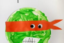 Super Hero Crafts / by Ive Piper