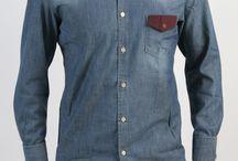 MISSONE: Men's Shirt