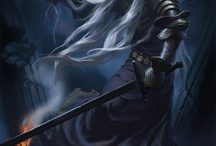 Drizzt and Black Elves