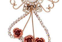drátování, šperky