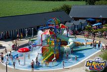 Les attractions / un aperçu des fantastiques attractions du parc de loisirs le plus sympa de l'ouest !