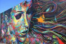 David Walker Art / The Artworks of renowned Street Artist, David Walker-UK