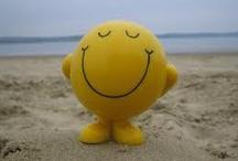 happy faces / by Una Buffey
