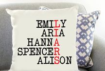 pll pillows