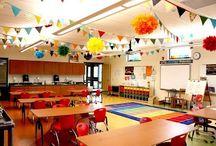 Classroom- Decorating / by Jennifer Moulton