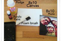 Canvas Photo Ideas