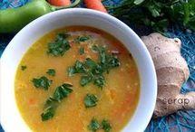 Zencefilli çorba