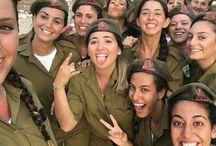 милитари Girls