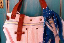Grainsack bag, upcycled grainsack