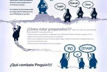 Infografía sobre SEO o Posicionamiento Web / Información sobre posicionamiento web, técnicas SEO, etc. / by Carlos Chen