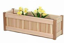 цветочные ящики