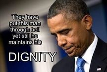 President Barack Obama / by LONY Powers