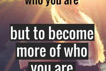 becoming a better me