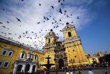 Lima - Peru / by Aranwa Hotels