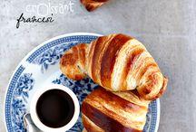 Brioches / Brioches, ciambelle, plumcakes