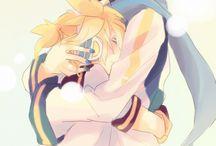 Kaito x Len (Vocaloid)