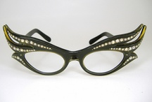 Spectacles and Shades / Four-eyes just wanna have fun! / by Camilla Shireman Peper