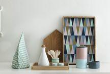 Geometric Decoration / Home