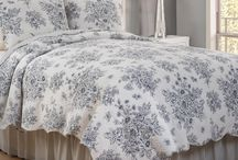 Toile Traditional Bedding
