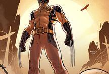 Marvel X Dc