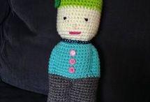 Izzy comfort doll