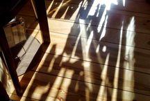 Schattenspiele / Alles was mit Licht und Schatten zu tun hat