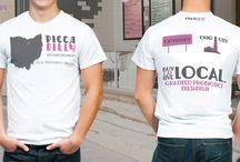 T-shirt / T-shirt design by Visual Edge