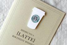 Lizzie's birthday card