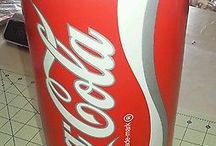 lata de cocacola