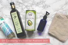 Safe and Natural Skin Care / Safe and toxin-free skin care tips and DIY recipes