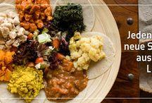 Vegan and vegetarian[-friendly] restaurants to try