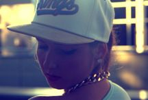 PLNY LALA x Mitchell & Ness / www.st-yl-on.blogspot.com