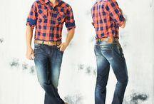 HOMBRE FIT CONCEPT / Jeans para caballeros :procesos y diseños que te encantaran / by FC FIT CONCEPT