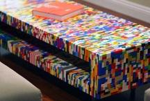 Amazing Lego Interiors