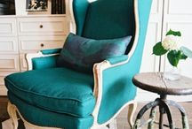 The Artful Chair / by Tuscan Blue Design