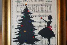 Altered Book Christmas Tree Ideas