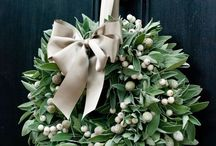 Beautiful wreaths