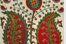 Inspiration - Textile Design/Patterns