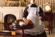 Dolls' house dolls / Doll collectors or dolls' house fans check these out! #dollhouse / by Dolls House Emporium