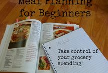 Meal Planning For Beginners!!