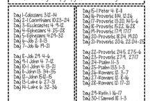 Friendship Scripture writing plan