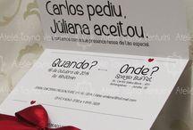 convites casamento 2017