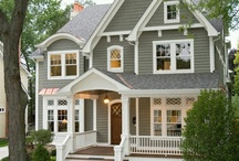 Spaces ----> houses exterior