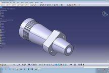 0.1 Moje výrobky - CATIA Blueprints