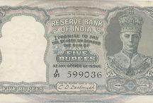 Indian Paper Money / Buy/Bid wide range of Indian Paper Money and Bank Notes at https://www.marudhararts.com