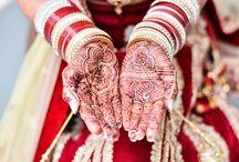 Punjabi Indian Wedding