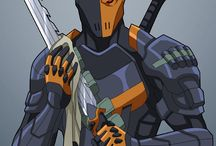 Slade Wilson a.k.a. Deathstroke / Everything about Deathstroke/Slade Wilson
