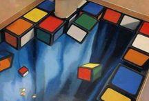 Wall Murals & Art ideas