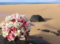 Kauai Tropical Wedding Flowers / Tropical Wedding Flowers and Bouquets