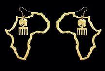 Afrochic jewellery